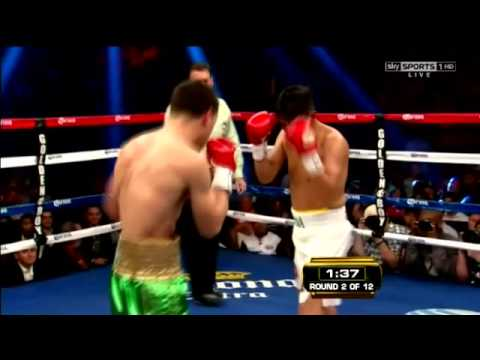 Erik Morales vs Danny Garcia - Part 1 of 4