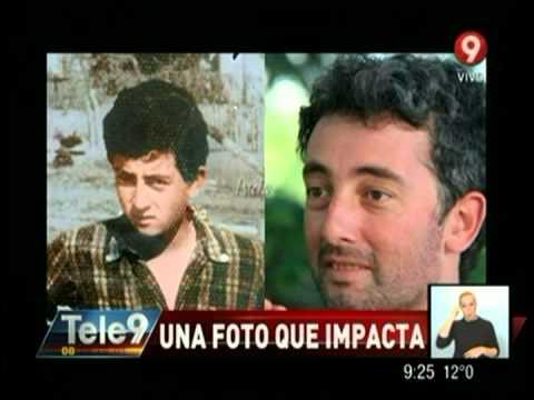 Una foto que impacta: el nieto de Estela de Carlotto y su padre biológico