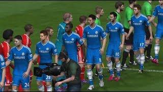(PS4) Fifa 14 Chelsea vs Bayern Munich HD