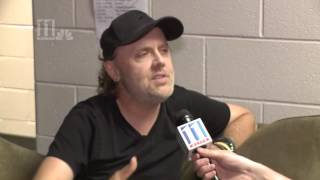 Why Lars Ulrich doesn't have tattoos: A chat with Metallica drummer in Atlanta