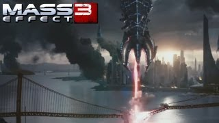 Mass Effect 3 - Live-Action Fight Trailer