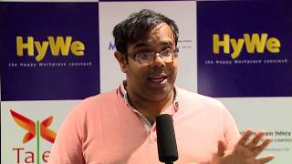 Testimonials for HyWe, Happy Workplace Conclave held in Bengaluru in 2018