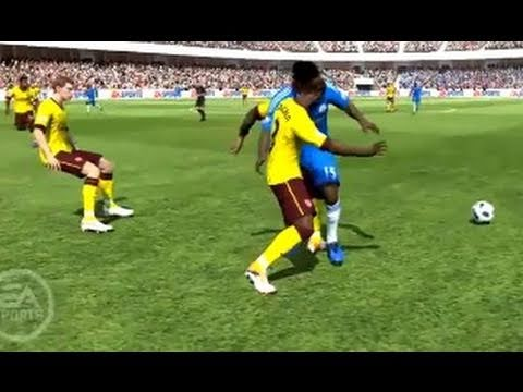 FIFA Soccer 12: Player Impact Engine Trailer