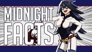 Midnight, Class 1A's Homeroom Teacher? 5 Facts About Midnight - My Hero Academia