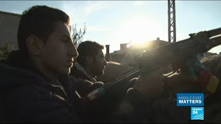 War in Syria: Kurdish fears over US troops withdrawal