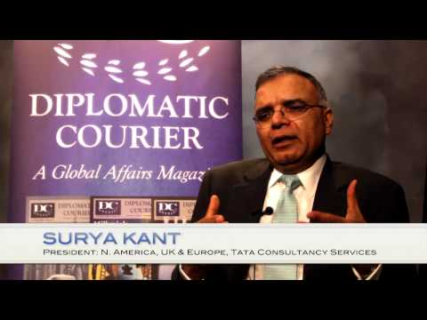 Surya Kant of Tata Consultancy Services: Developing Highly Skilled Workers in India