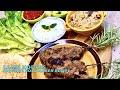 Lamb Kofta in the Sausage Roll Maker Cheekyricho Cooking Youtube Video Recipe ep.1,456