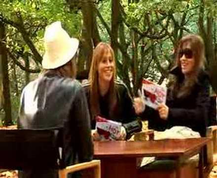Nicole Appelton & Mel Blatt on Liam Gallagher