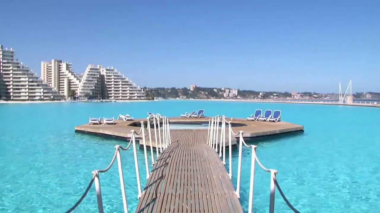 A maior piscina do mundo no chile youtube - La plus grande piscine du monde ...