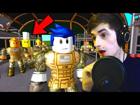 REACTING TO ROBLOX THE LAST GUEST *FEATURING ME!*