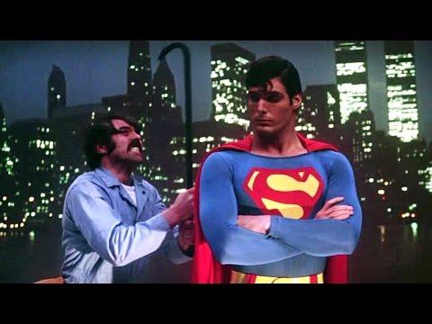 Superman Catches Criminals Superman 1978