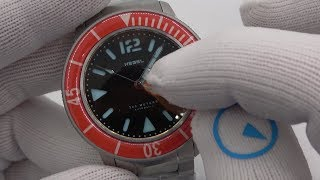 Hemel Hydrodurance - 300 Meter Diver with all the goodies!