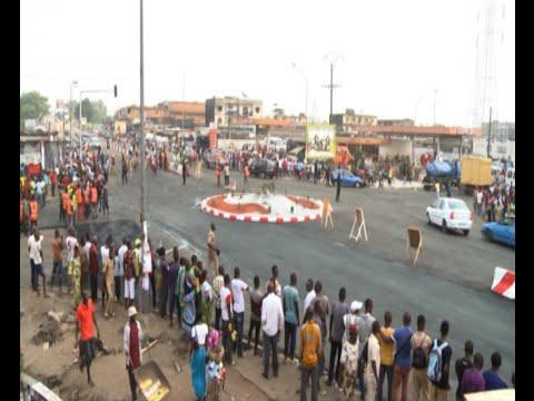 Yopougon : Le Premier Ministre inaugure le boulevard Alassane Ouattara et la nouvelle mairie