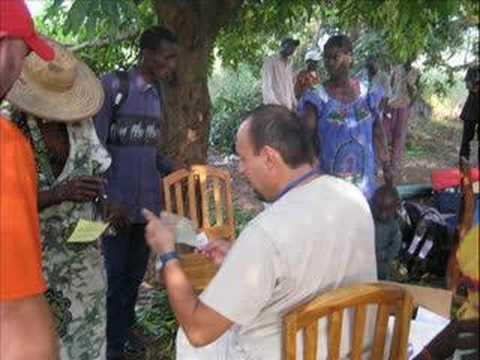 Medical Mission, Togo - Africa