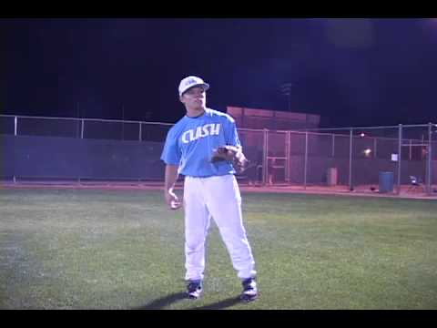 Cody Jones, Northwest Christian High School,  Phoenix, AZ, Baseball Skills Video
