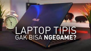 Laptop yg Katanya Mahal Gak Worth !!   Review Asus Zenbook 15 UX533FD