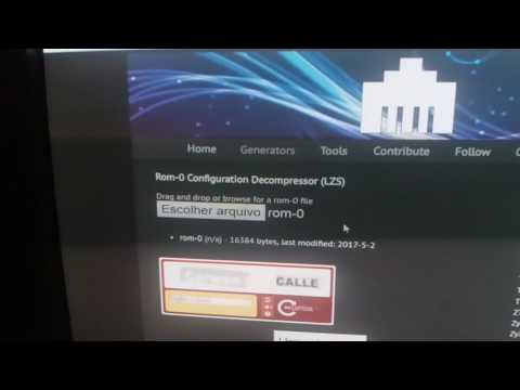 Roteador ZTE zxv10 w300 são vulneráveis