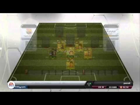 FIFA 13 BEAST SQUAD BUILDER FT:2 IF