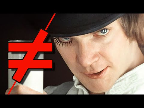 A Clockwork Orange - What's The Difference?