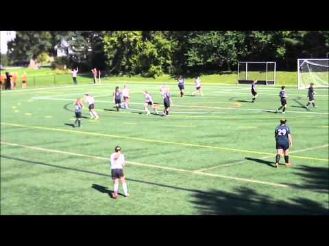 Emily Baker- North Yarmouth Academy Soccer - 10/11/2014