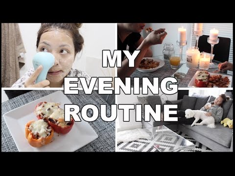 My Evening Routine + Evening Skincare.