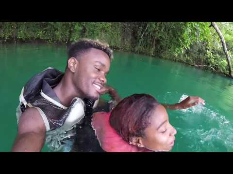 We did it in the Blue Lagoon | Jamaica Vlog #202 thumbnail