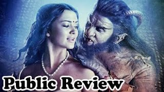 I Public Review | Hindi Movie | Vikram, Amy Jackson, Upen Patel, Santhanam, Ramkumar Ganesan