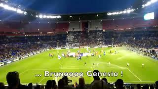 Bruno Genesio copieusement sifflé au Groupama Stadium avant OL / Dijon - Footbol