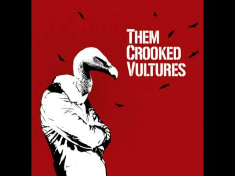 Them Crooked Vultures - No One Loves Me and Neither Do I (LYRICS)