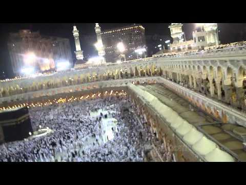 Makkah Azan ( Ali Ahmed Mullah ) live Recording