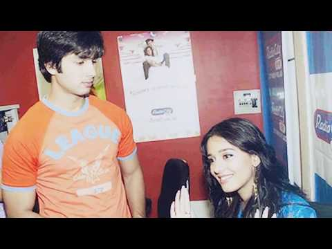 Shahid Kapoor & Amrita Rao; beautiful cause you love me