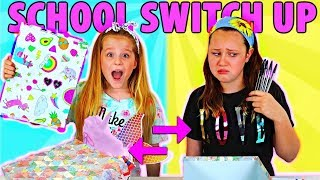 BACK TO SCHOOL SWITCH UP CHALLENGE!! #6