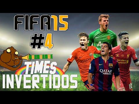 FIFA 15 - Ultimate Team | Times Invertidos - Híbrido BBVA/Barclays [PT-BR]