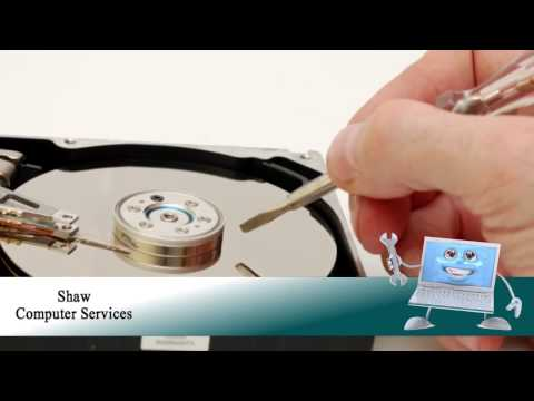 Shaw Computer Services Video - Data Recovery in Ellicott City