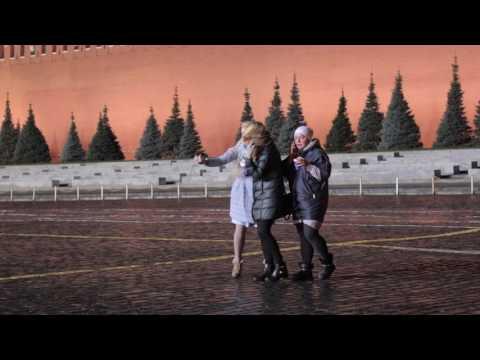 Ночная прогулка по Москве 08..03.2017 погода в Москве 8 марта 2017