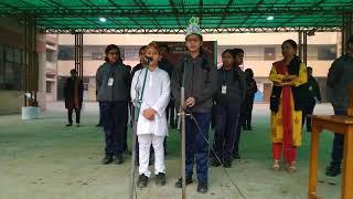 Nepali folk Song.....At KV AGCR on Bhasha Sangam Programme at KV AGCR