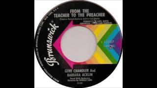 Watch Gene Chandler From The Teacher To The Preacher video