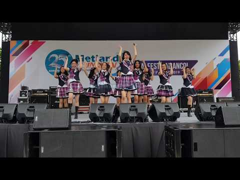Download JKT48 - Part 2 @. Metland Fun Run 2019 Mp4 baru