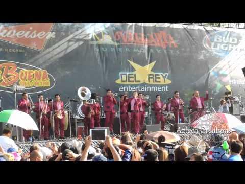 Festival Cinco de Mayo La Adictiva Banda San Jose de Mesillas 2014
