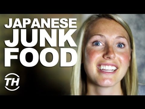 Japanese Junk Food - Jaime Neely on the Fast Food Sushi Made Badass