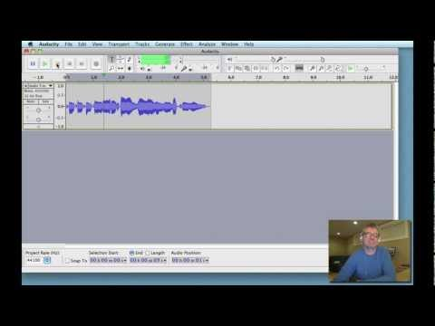 Audacity Tutorial How to Add Vocal Effects to Voice Track Recording