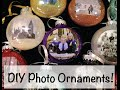 DIY How To Make Christmas Photo Ornaments mp3