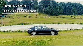 Sponsored : Toyota Camry - Peak Performance | Feature