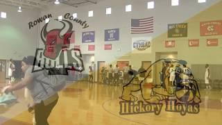 ECBL Basketball: Rowan County Bulls vs. Hickory Hoyas