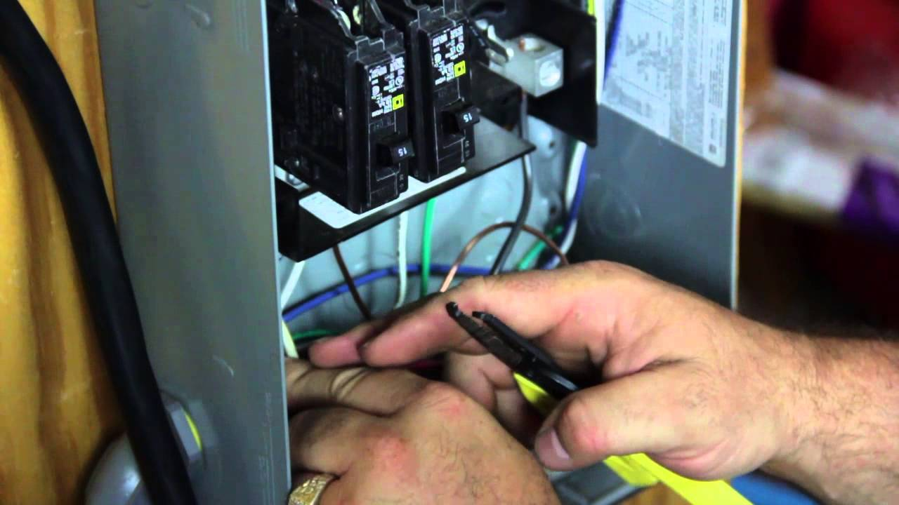 How To Wire A 30 Amp Subpanel   Electrical Installations