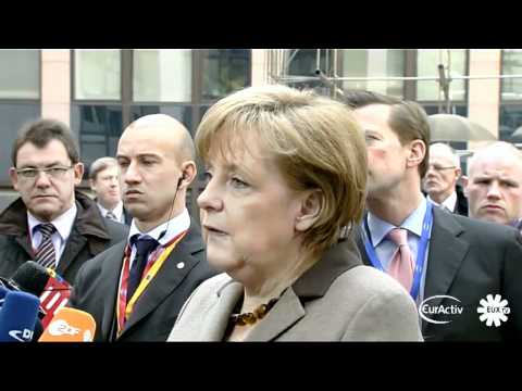 Merkel sees no future for Gaddafi in Libya (German)