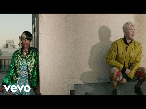 Rye Rye, Robyn - Never Will Be Mine ft. Robyn