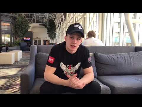 Сергей Лубкович о дебюте в США  Мир бокса