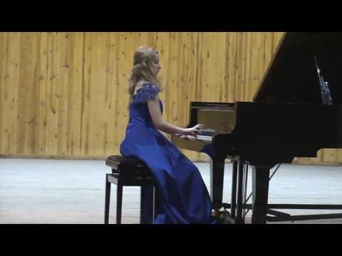Бах Иоганн Себастьян - BWV 870 - Прелюдия №1 (до мажор)