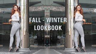 WINTER LOOKBOOK DUBAI 2018 | WHEN ITS NOT THAT COLD OUTSIDE | Bosslady Shruti